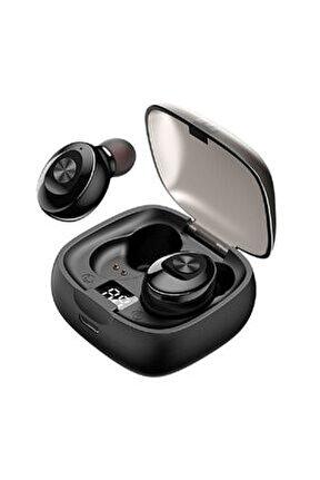 Siyah Ally Xg8 Tws Kablosuz Bluetooth 5.0 Stereo Kulaklık