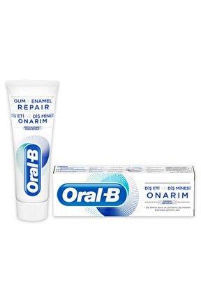 Diş Eti ve Diş Minesi Onarım Hassas Beyazlık 75 ml