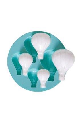 Dört Boy Uçan Balon Silikon Kalıbı