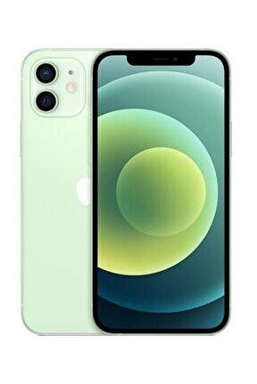 iPhone 12 64GB Yeşil Cep Telefonu (Apple Türkiye Garantili) Aksesuarsız Kutu