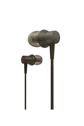 E10 Siyah Kulakiçi Kulaklık