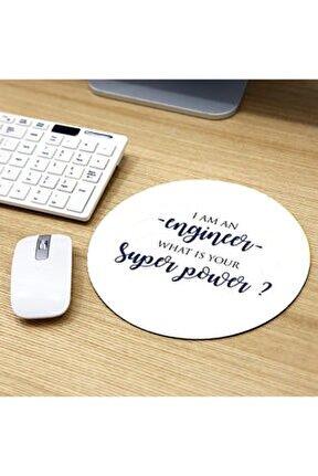 Mühendise Hediye Esprili Mousepad - Mouse pad - Fare Altlığı - Mühendislere Özel Fare Altlığı