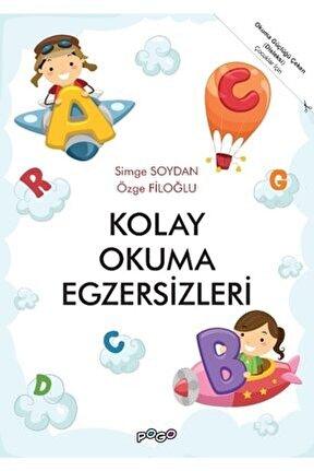 Kolay Okuma Egzersizleri / Okuma Güçlüğü Çeken (disleksi) Çocuklar Için