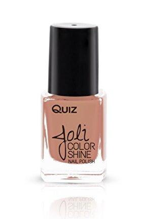 Uzun Süre Kalıcı Parlaklık Veren Oje - Joli Color Shine Nail Polish 405