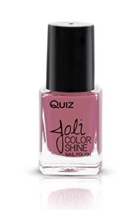 Uzun Süre Kalıcı Parlaklık Veren Oje - Joli Color Shine Nail Polish 384