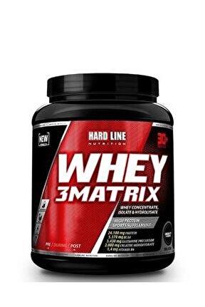 Whey 3matrix Protein Tozu 908 G Çikolata