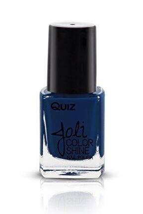 Uzun Süre Kalıcı Parlaklık Veren Oje - Joli Color Shine Nail Polish 427