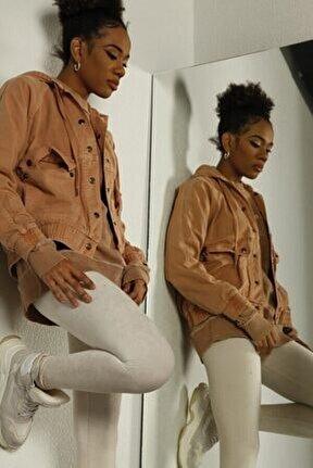 Kadın Kahverengi Lawrence Ceket