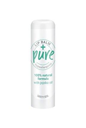 Natural Dudak Balmı Pürüzsüzleştirici Dudak Balsamı - Pure Lip Balm