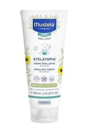 Stelatopia Emollient Cream 200 ml