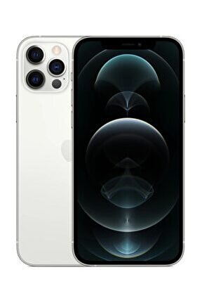 iPhone 12 Pro Max 128GB Gümüş Cep Telefonu ( Apple Türkiye Garantili )