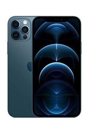 iPhone 12 Pro Max 256GB Mavi Cep Telefonu (Apple Türkiye Garantili)