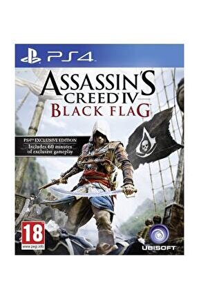 Assassin's Creed Iv Black Flag Ps4 Oyun
