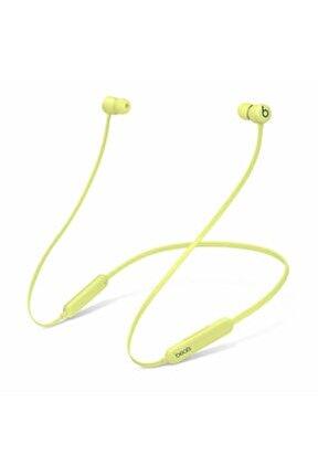 Flex Mymd2ee/a Tüm Gün Kullanım Için Kablosuz Boyun Bantlı Kulak Içi Kulaklık Yuzu Sarısı