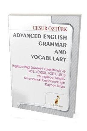 Advanced English Grammar & Vocabulary