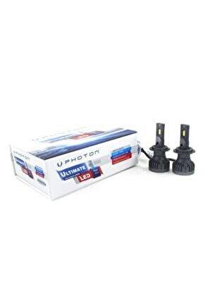 H7 Led Xenon Oto Ampulü Ultımate Plus 3 Yeni Seri Ürün