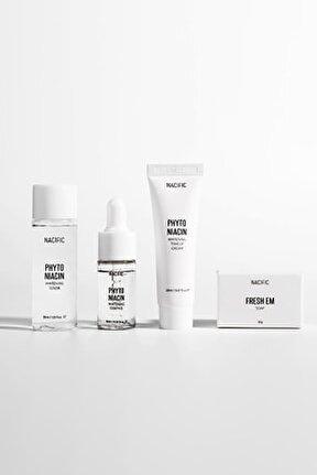 Phyto Niacin Whitening Kit  Lekeler Için Mini Ürün Seti