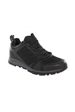 Latewave Fastpack II Waterproof Outdoor Erkek Ayakkabı Siyah