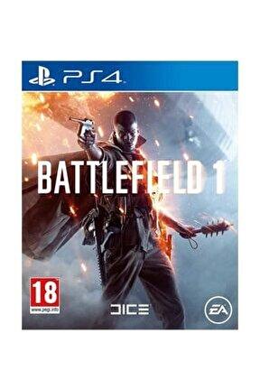 Battlefield 1 Ps4 Oyun - Türkçe Menü