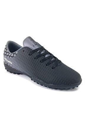 Sergı Iı Turf Çocuk Halısaha Ayakkabı-siyah