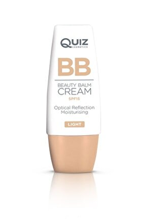 Bb Krem Fondöten Nemlendirici Tonik Özellikli - Bb Cream Foundation Spf15 Light 30 ml