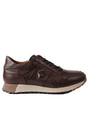- Kahverengi Günlük Ayakkabı