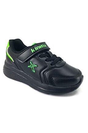 Marned Çocuk Spor Ayakkabı-siyah