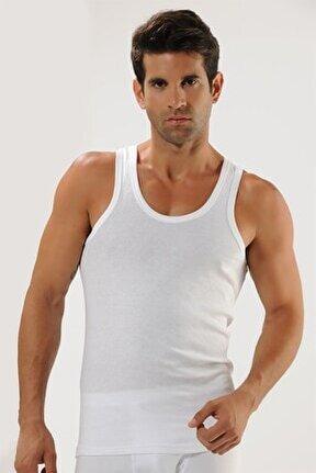 Beyaz Ribana Erkek Atlet