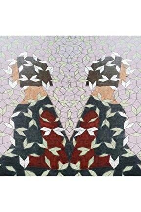 Penrose Serisi 4, 15x15, Baskı