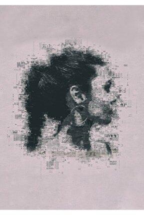 Kod-2, 35x50, Dijital Çizim