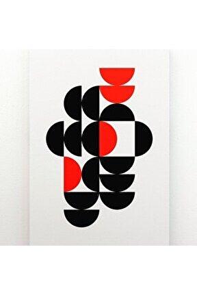 Circles 2, 35x50, 300Gr Dokulu Kağıt Üzerine Fine Art Baskı