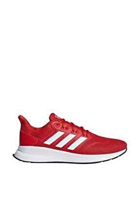 RUNFALCON. Kırmızı Erkek Koşu Ayakkabısı 100403381