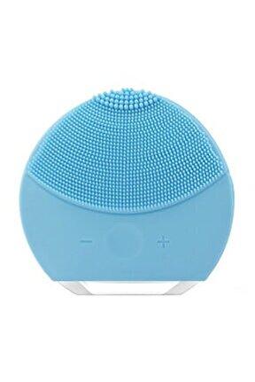 Ezere Titreşimli Yüz Temizleme Cihazı Silikon Yüz Temizleme Fırçası 195212007173
