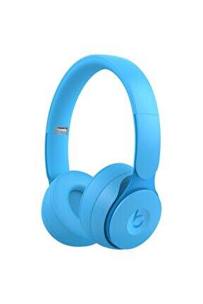 Solo Pro Açık Mavi Anc Bluetooth Kulak Üstü Kulaklık