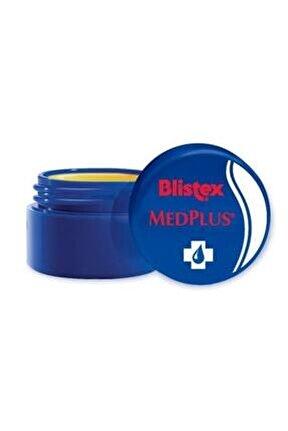 Kuruyan Ve Çatlayan Dudaklara Yoğun Bakım (kavanoz) Medplus Jar 7 Ml