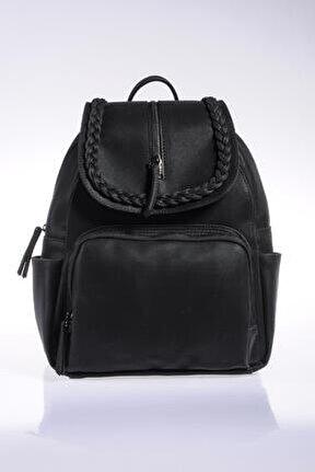 Mp9065 Nb Siyah Kadın Sırt Çantası