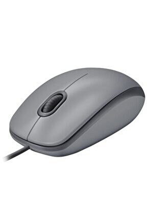 M110 Silent Mouse Usb Mid Gray 910-005490