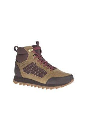 Erkek Haki Bordo Alpine Sneakerwp Outdoor Bot