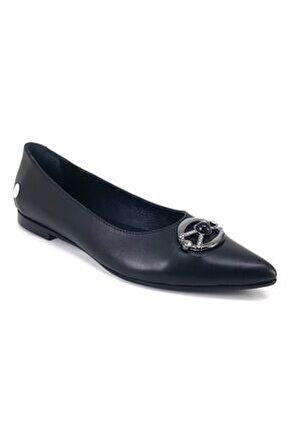 Kadın Siyah 3385 19k Günlük Ayakkabı