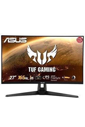 Tuf Gaming Vg279q1a 27'' 1ms 165hz Full Hd Amd Freesync Premium Ips Oyuncu Monitörü