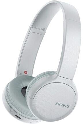 Wh-ch510w Kablosuz Kulaküstü Bluetooh Kulaklık Beyaz
