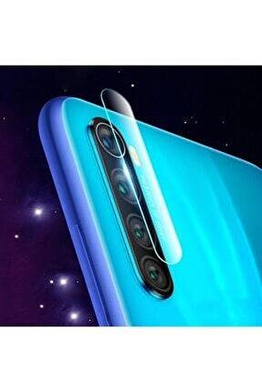 Xiaomi Redmi Note 8-note 8t Tempered Kırılmaz Kamera Koruyucu Cam - Şeffaf
