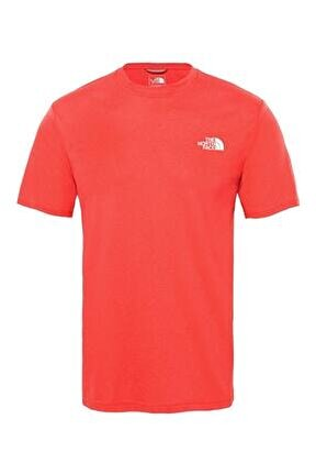 M REAXION AMP CREW - EU Kırmızı Erkek T-Shirt 100480907