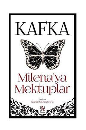Milena'ya Mektuplar - Franz Kafka 9786055143619