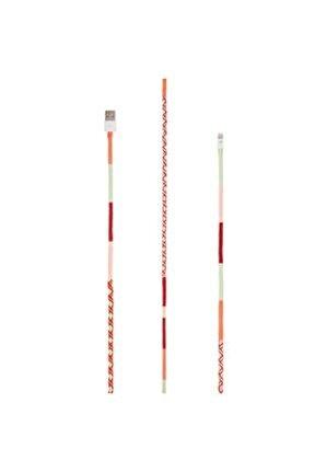 Ixtech By Aegean Ip Lightning Şarj Ve Data Kablosu 1 m El Yapımı Tasarım