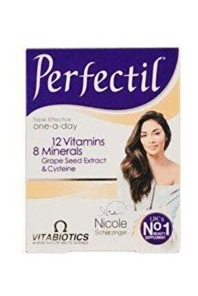 Perfectil Saç Cilt Tırnak Bakımı 30 Tablet