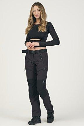 Medusa Parçalı Kışlık Kadın Outdoor Pantolonu (PALASKALI KEMER HEDİYELİ)