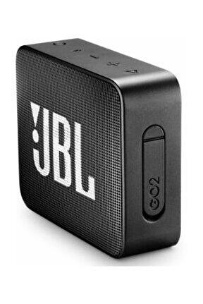 Go2 Ipx7 Su Geçirmez Taşınabilir Bluetooth Hoparlör Siyah
