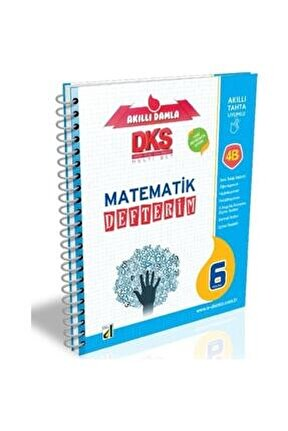Damla 6.sınıf Matematik Defterim
