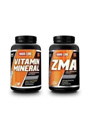 Nutrition Vitamin Mineral - Zma Seti